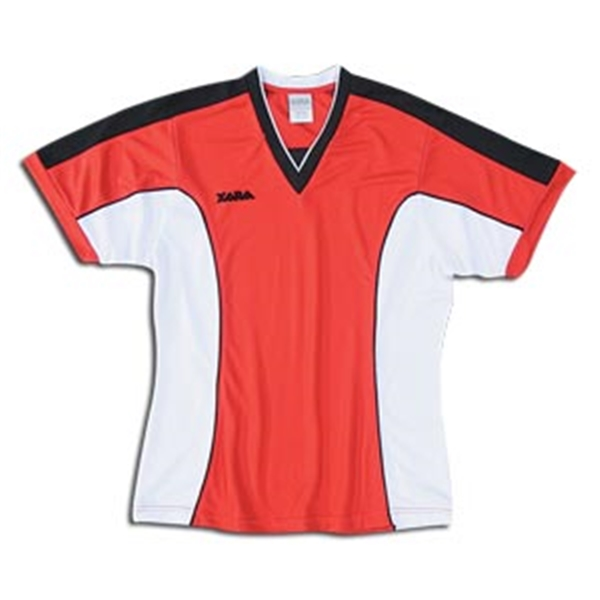 Xara Women's Liverpool Jersey (Red/White)