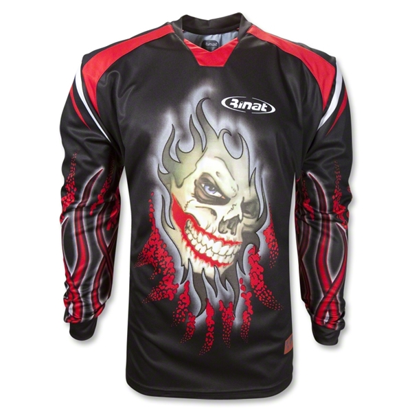 Rinat Joker Goalkeeper Jersey (Red)