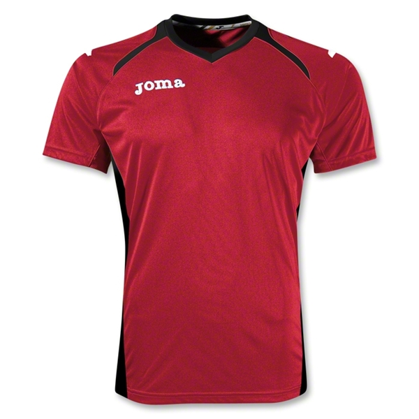 Joma Champion II Jersey (Red/Blk)