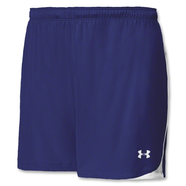 Under Armour Emulate Women's Soccer Shorts (Roy/Wht)
