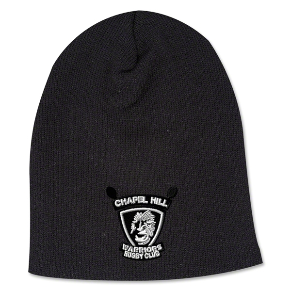 Chapel Hill Rugby Beanie (Black)