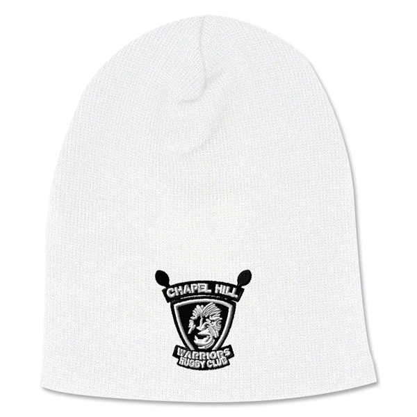 Chapel Hill Rugby Beanie (White)