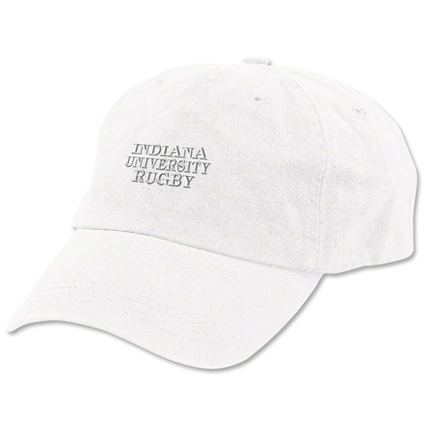 Indiana University Rugby Cap (White)