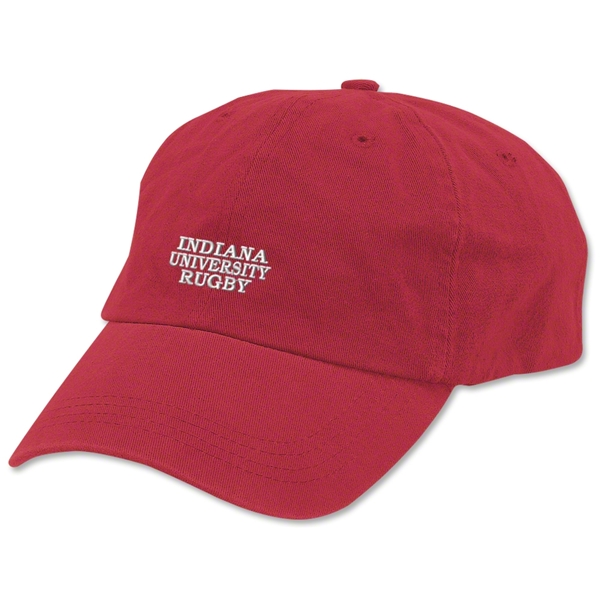Indiana University Rugby Cap (Red)