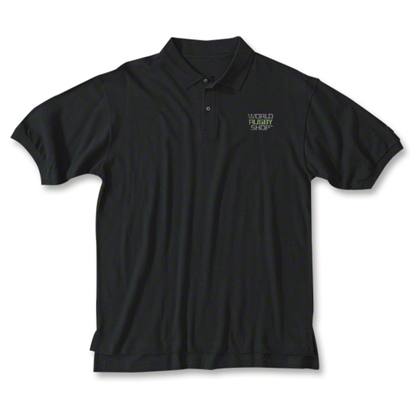 World Rugby Shop Classic Polo (Black)