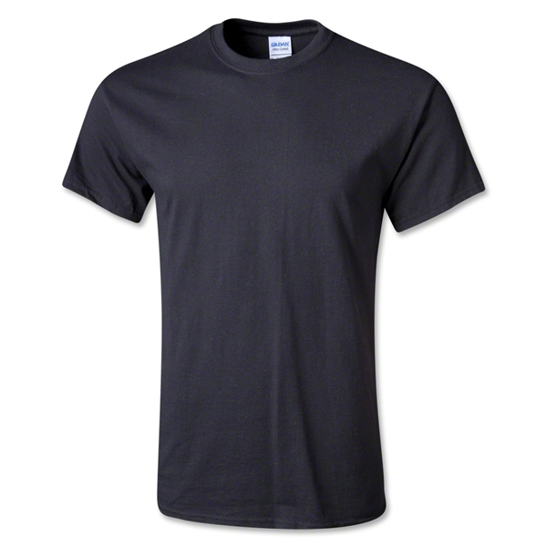 Classic Short Sleeve T-Shirt (Black)
