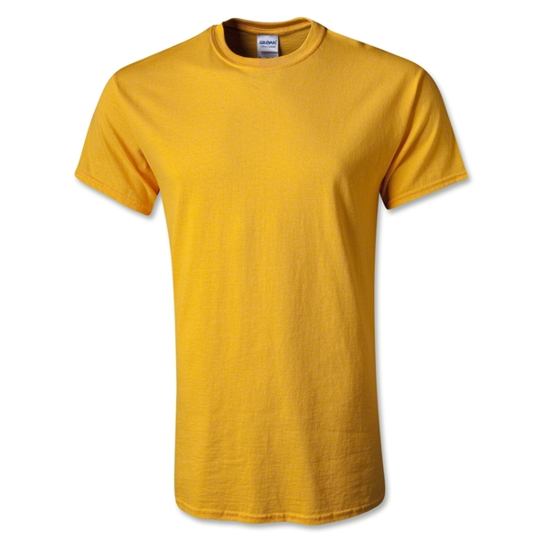 Classic Short Sleeve T-Shirt (Gold)