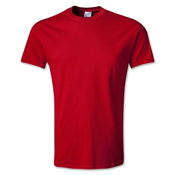 Classic Short Sleeve T-Shirt (Red)