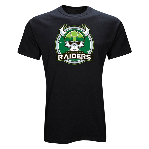 NY Raiders AMNRL T-Shirt (black)