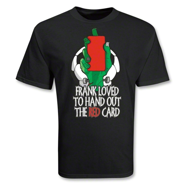 Red Card Soccer T-Shirt