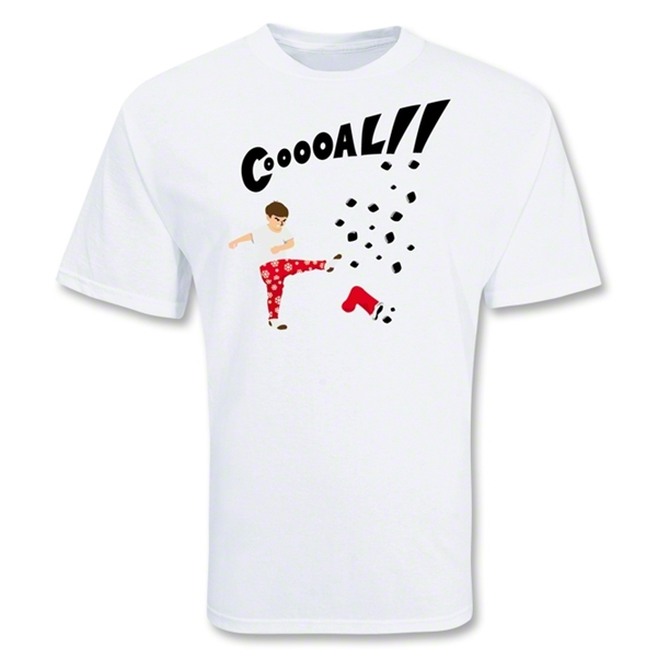 Coal N Holiday Soccer T-Shirt