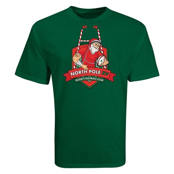 North Pole XV Rugby T-Shirt