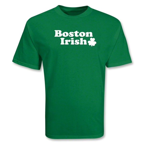 Boston Irish T-Shirt (green)