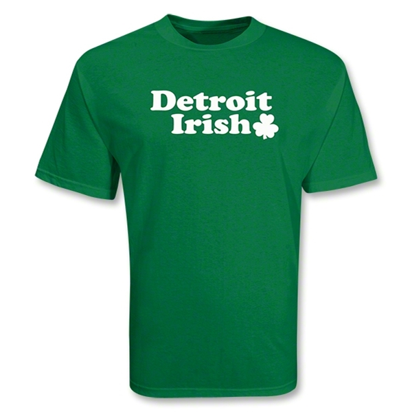 Detroit Irish T-Shirt