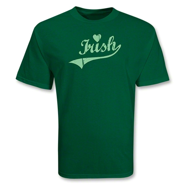 Irish Script T-Shirt