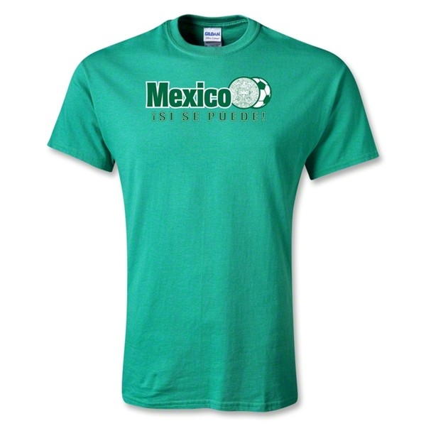 Utopia Mexico T-Shirt (Green)