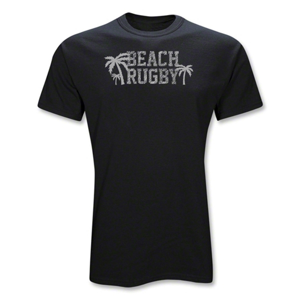 Beach Rugby T-Shirt (Black)