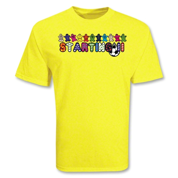 Starting 11 Soccer T-Shirt