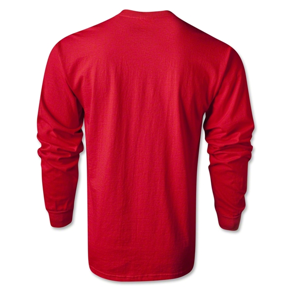 Classic LS T-Shirt (Red)