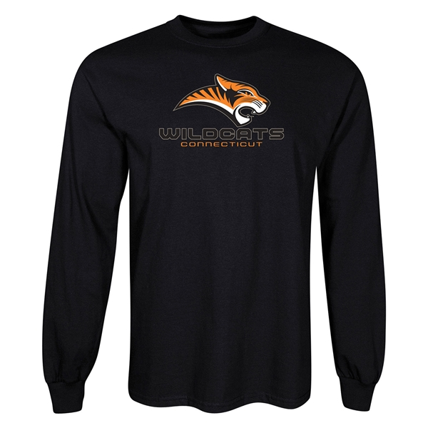 Connecticut Wildcats AMNRL Long Sleeve T-Shirt
