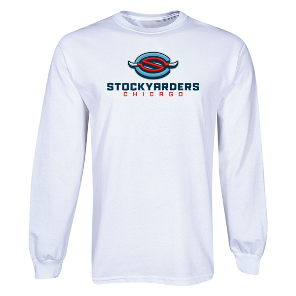 Chicago Stockyarders AMNRL LS T-Shirt