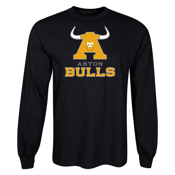 Aston Bulls AMNRL Long Sleeve T-Shirt