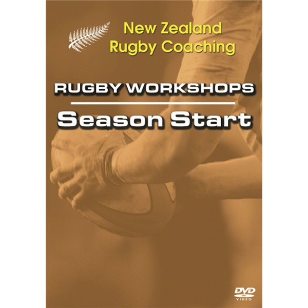 Rugby Workshops Season Start DVD