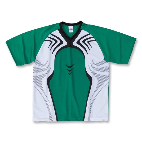 High Five Flash Soccer Jersey (Green)