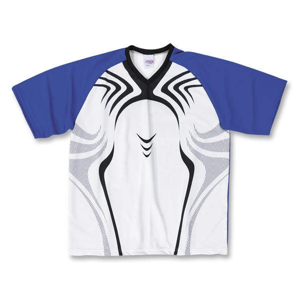 High Five Flash Soccer Jersey (Wh/Ro)