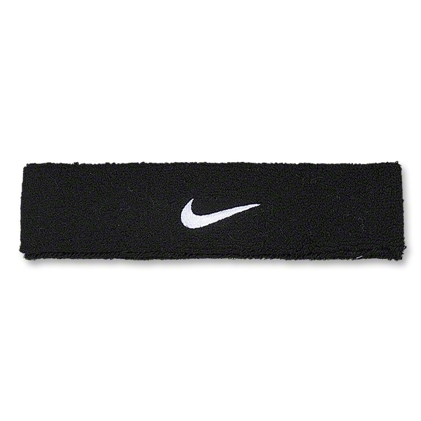 Nike Swoosh Headband (Black)