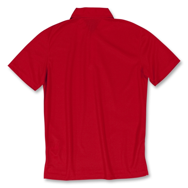 Team Coach's Polo (Red)
