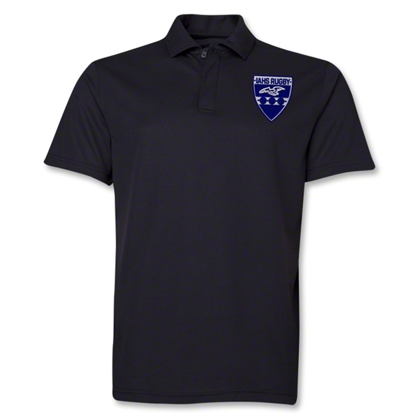 Rugby Iowa Polo (Black)
