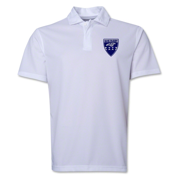 Rugby Iowa Polo (White)