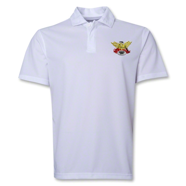 Old White Rugby Club Polo (White)