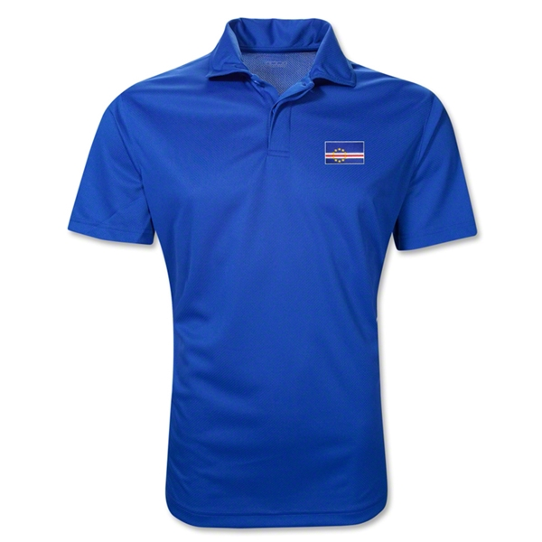 Cape Verde Polo Shirt (Royal)