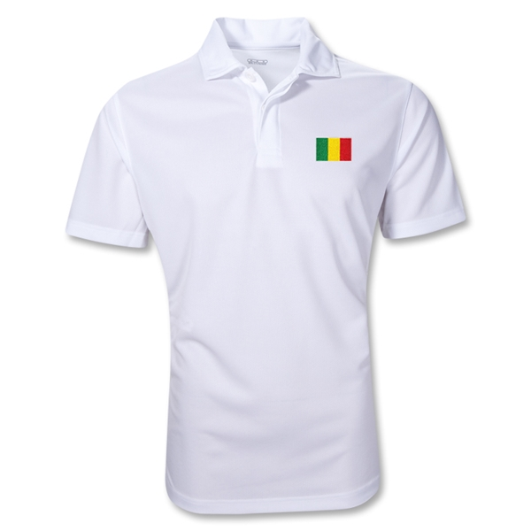 Mali Polo Shirt (White)