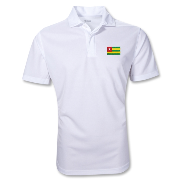 Togo Polo Shirt (White)