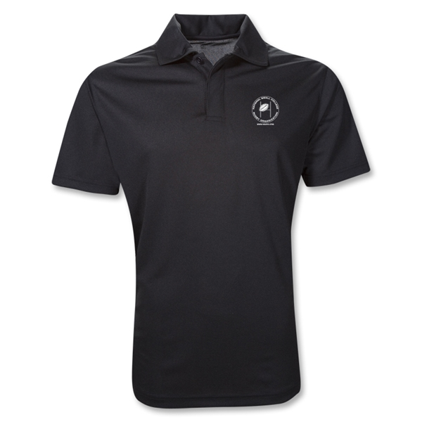 NSCRO Coach's Polo (Black)