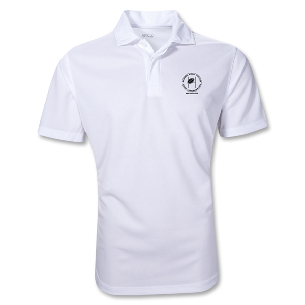 NSCRO Coach's Polo (White)