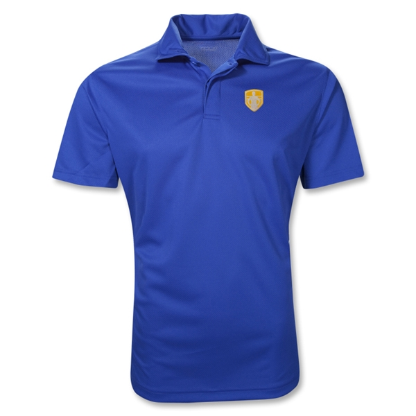 StandUp Crest Polo (Royal)