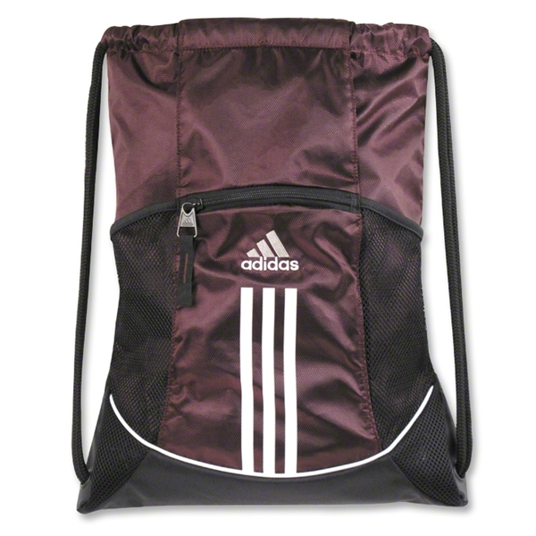 adidas Alliance Sport Sackpack (Maroon)