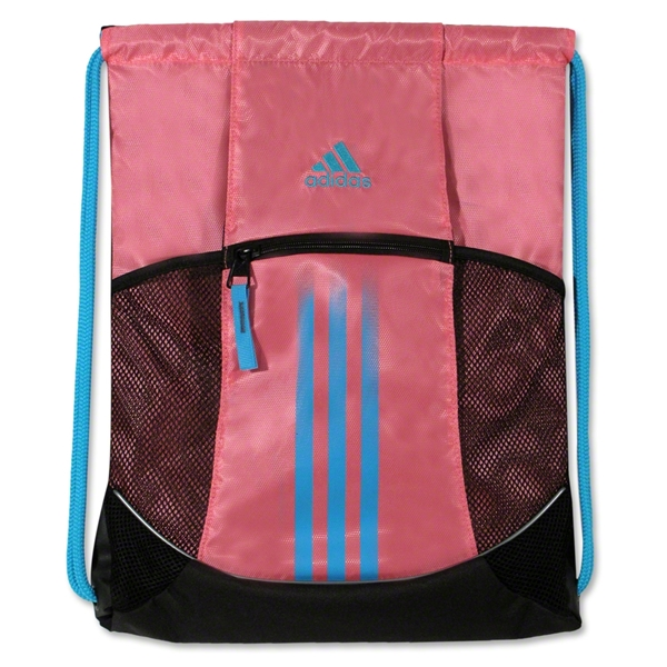 adidas Alliance Sport Sackpack (Pi/Bk)