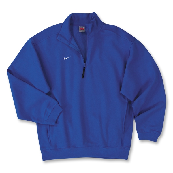 Nike Fleece Half-zip (Royal)