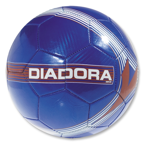 Diadora Napoli Soccer Ball (Royal)