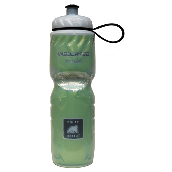 Polar Insulated Solid Water Bottle 24 oz. (Lime)