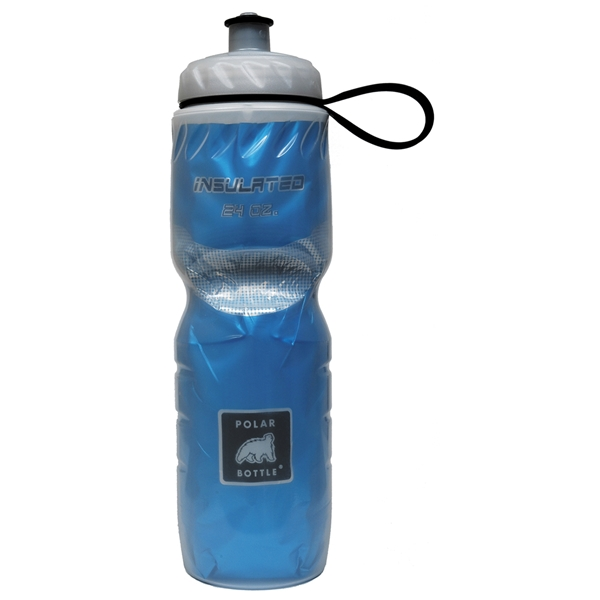 Polar Insulated Solid Water Bottle 24 oz. (Royal)