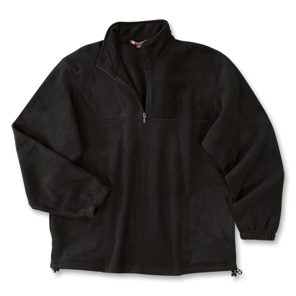 365 Inc Quarter Zip Fleece (Black)