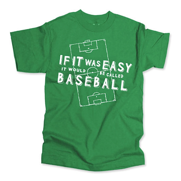 If It Was Easy Soccer T-Shirt