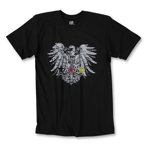 Objectivo Germany Eagle Soccer T-Shirt (Black)