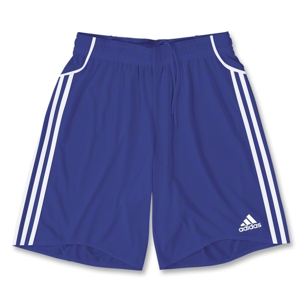 adidas Equipo Youth Soccer Shorts (royal)